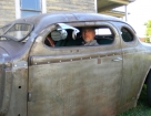 Rat Rod Owner – Terry Travis