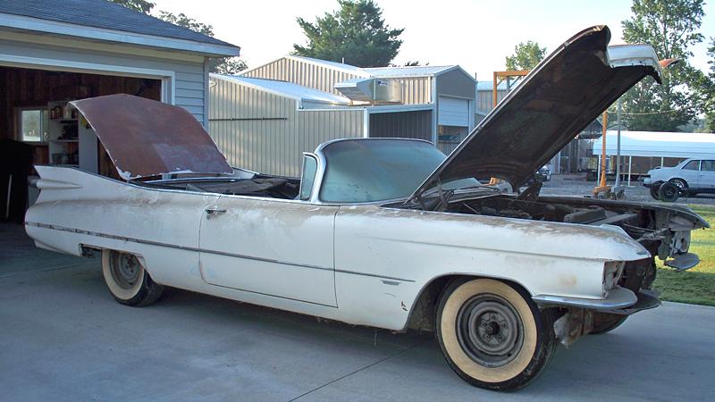 62 nova convertible for sale 1959 cadillac convertible series 62