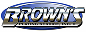 Browns Plating Service