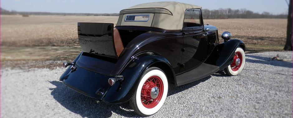 1933 Cabriolet