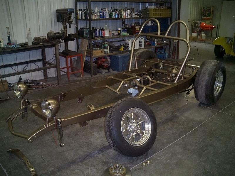 1932 Ford Roadster Auto Restoration Shop Waltonville IL