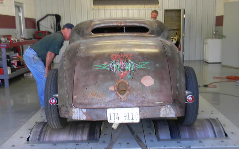 1937 Dodge Rat Rod With Viper V10 Auto Restoration Shop