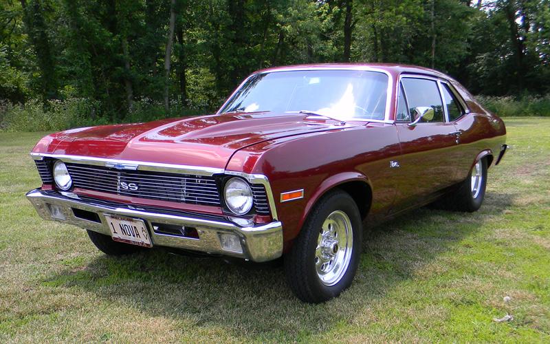 1970 Nova Ss Auto Restoration Shop Waltonville Il