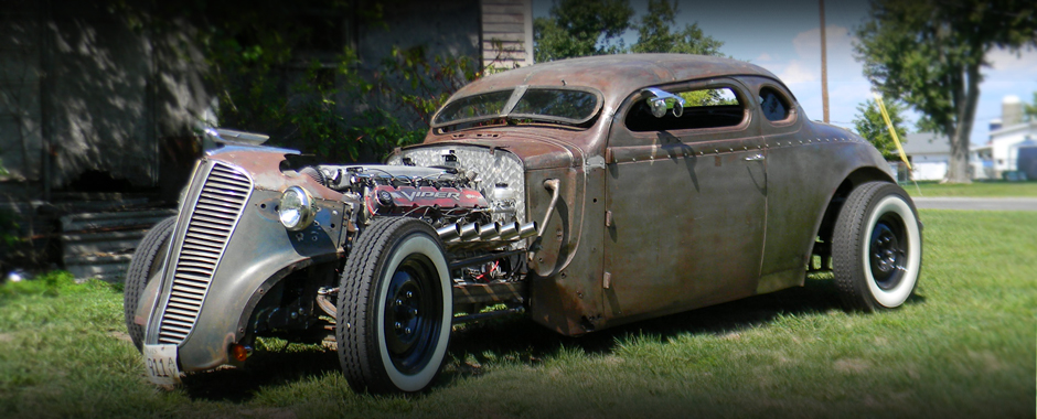 1934 Dodge Rat Rod w/ Viper V10